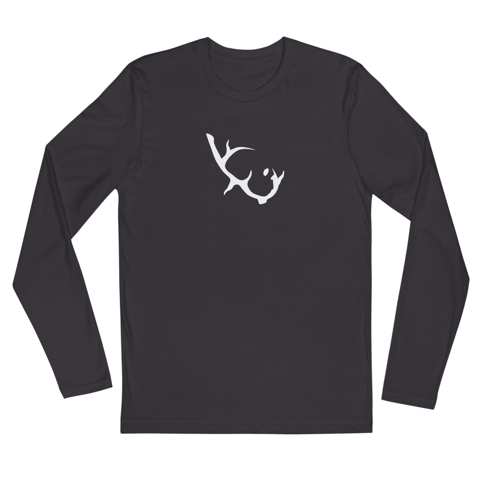 Image of Long Sleeve Fitted Crew